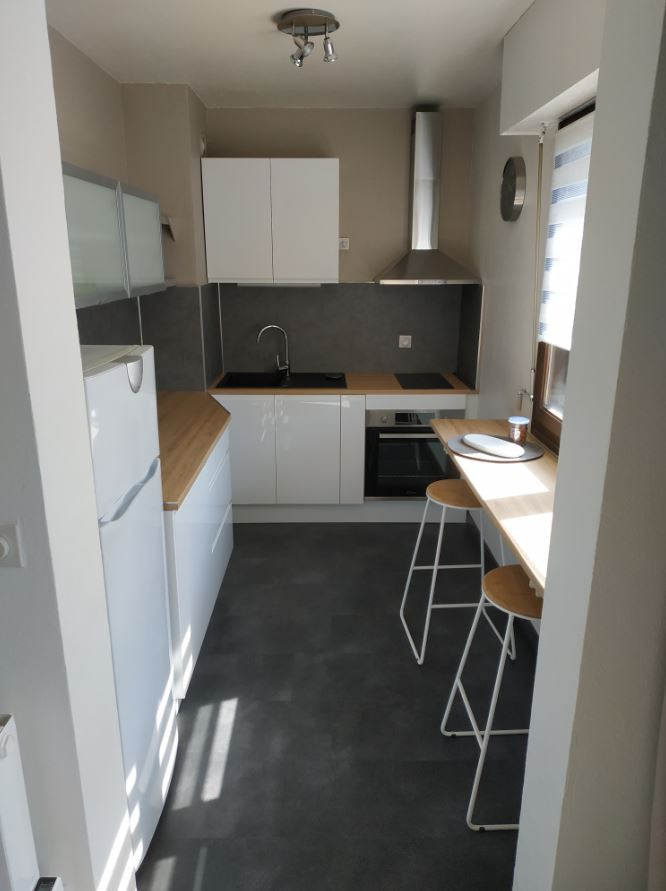Rénovation cuisine à Annecy